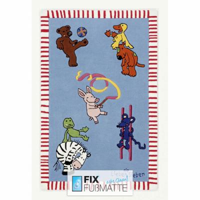 Kinderteppich die lieben sieben  Kinderteppich Die Lieben Sieben Spiel&Spaß
